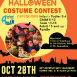Halloween Costume Contest St. Augustine 2018